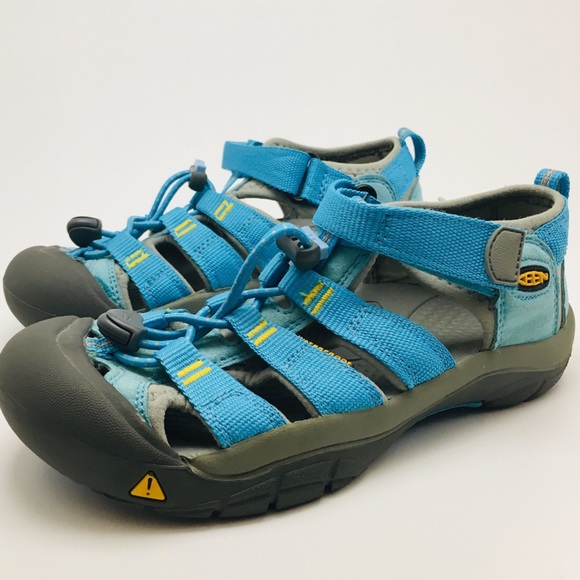 Keen Other - Keen Sandal Blue Water Hiking Sandals Size 3